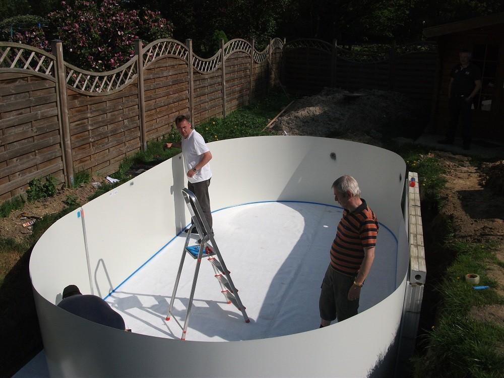 Zwembaden alles voor uw zwembad - Hoe een overdekt terras te bouwen ...